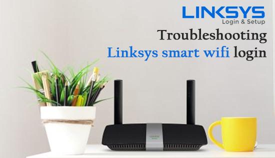 Troubleshooting Linksys Smart wifi